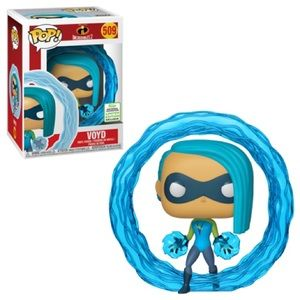Funko POP! Disney: Incredibles 2 - Voyd Exclusive